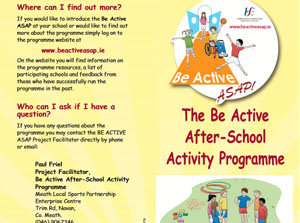 zBe-Active after school program