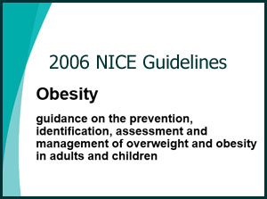 2006 NICE Guidelines
