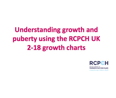 Learn with RCPCH UK