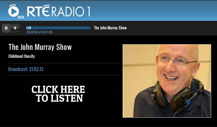 john murray show